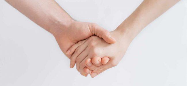 Aspire Lactation helping hand image